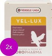 Versele-Laga Oropharma Yel-Lux Gele Kleurstof - Vogelsupplement - 2 x 200 g