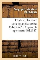 tude Sur Les Noms G n riques Des Petites Paludinid es Opercule Spirescent