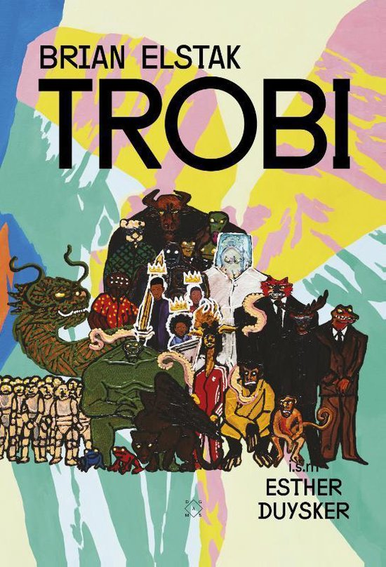 Trobi - Brian Elstak |