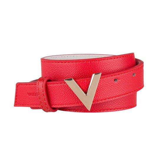 Valentino Divina Kledingriem - Rood - Maat S (100cm)