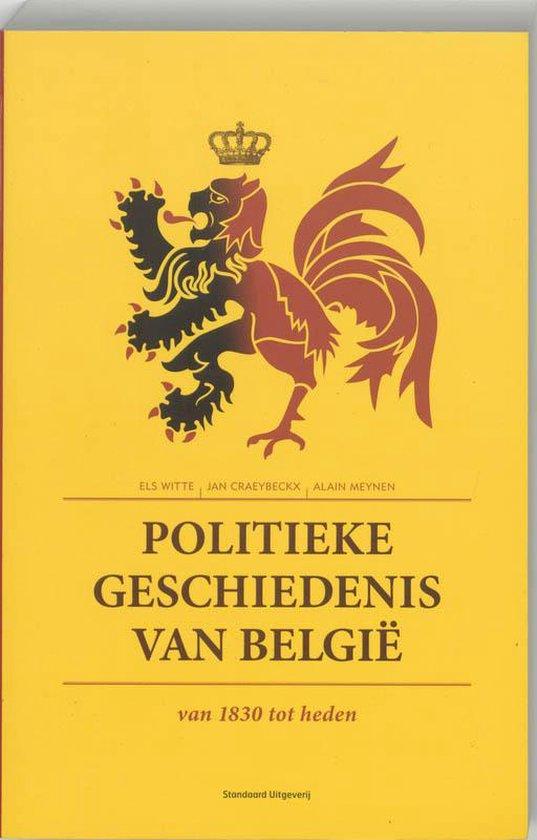 Politieke Geschiedenis Van Belgie - Els Witte | Fthsonline.com