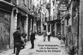 Boek cover Street Photography van Jim Williams