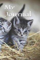 My Kitty Cat Journal