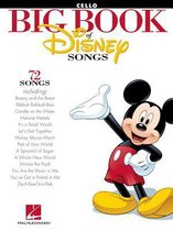 The Big Book of Disney Songs (Cello)