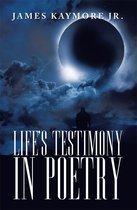 Omslag Life's Testimony in Poetry
