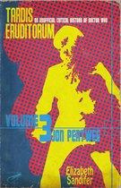 TARDIS Eruditorum An Unofficial Critical History of Doctor Who Volume 3: Jon Pertwee