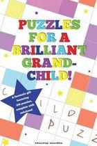 Puzzles for a Brilliant Grandchild