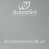 Autentico Velvet 2.5 L   Scandinavian Blue