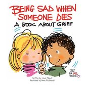 Omslag Being Sad When Someone Dies