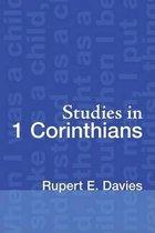 Studies in 1 Corinthians