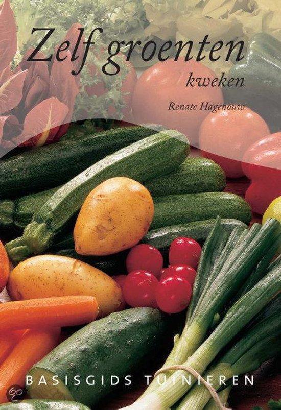Cover van het boek 'Zelf groente kweken'