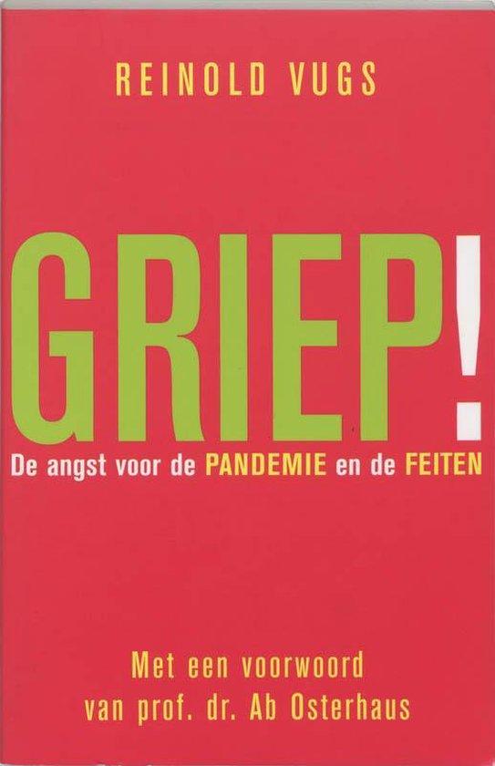 Griep! - Reinold Vugs |