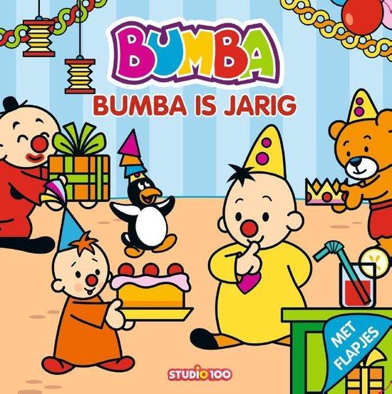 Boek cover Bumba - Bumba is jarig kartonboek van Jan Maillard (Onbekend)
