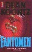 Boek cover Fantomen van Dean Koontz