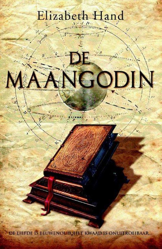 Cover van het boek 'De maangodin' van Elizabeth Hand