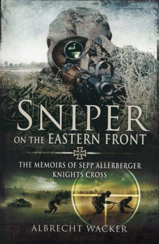 Boek cover Sniper on the Eastern Front van Albrecht Wacker (Paperback)