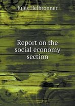 Report on the Social Economy Section