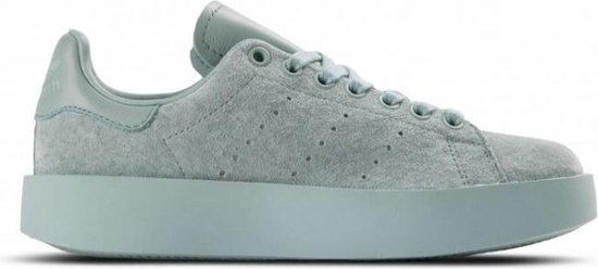 adidas sneakers Stan Smith bold dames groen maat 36 2/3