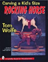Carving a Kidas Size Rocking Horse