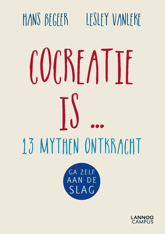 Cocreatie is ... - Hans Begeer |