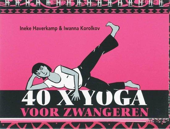 40X Yoga Voor Zwangeren