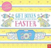 Gift Boxes to Decorate and Make
