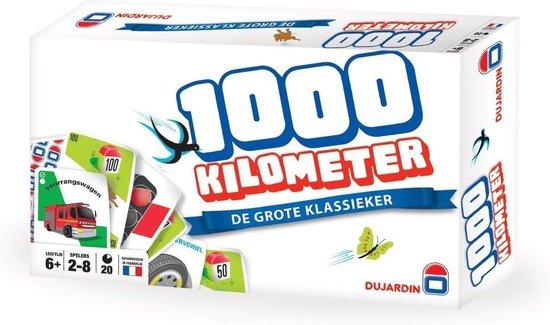 Afbeelding van het spel 1000 Kilometers - Classic - Pocket NL (Dujardin) - Kaartspel