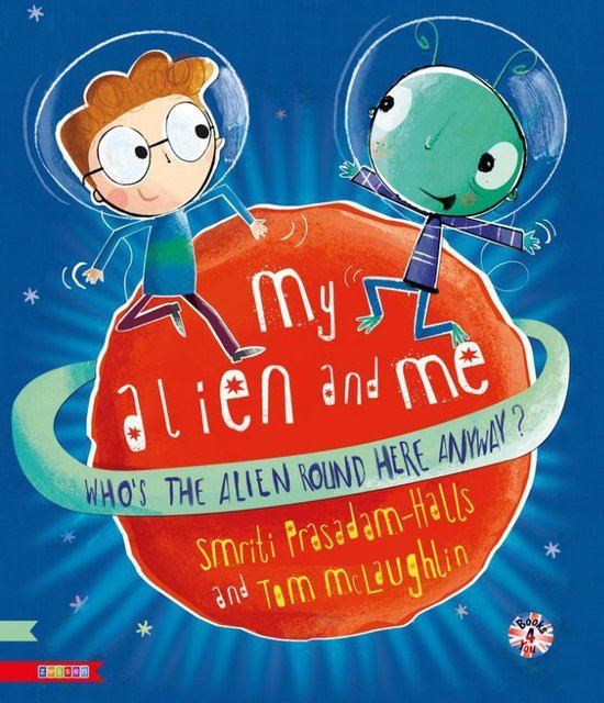 Books 4 you  -   My alien and me