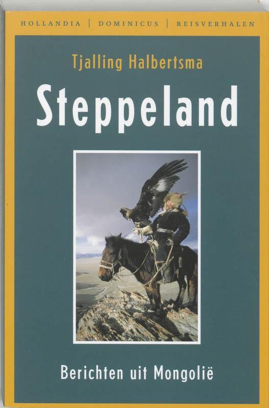 Steppeland - T. Halbertsma |