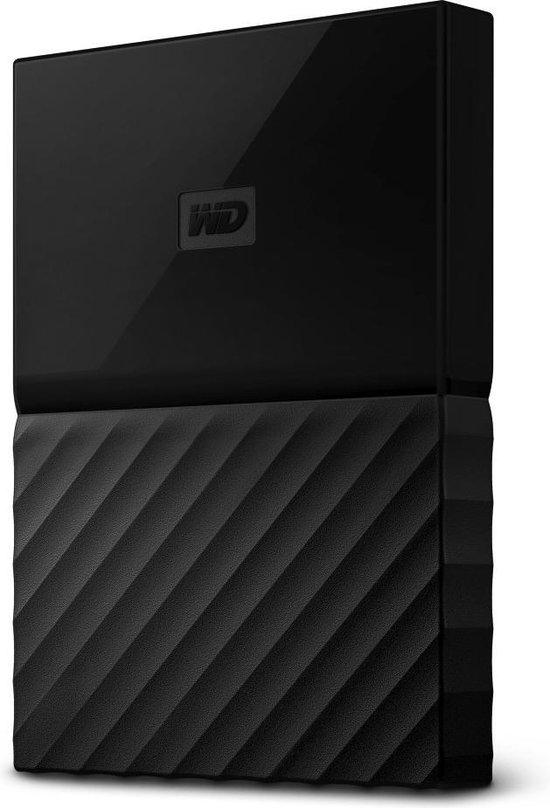 WD My Passport portable voor MAC 4 TB - Western Digital
