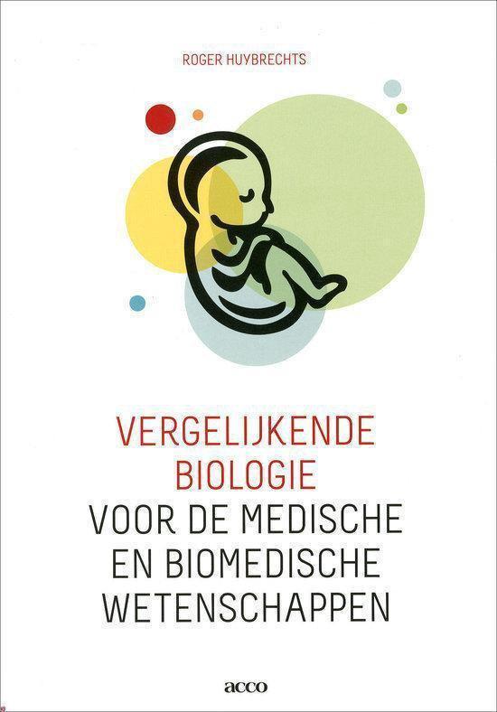 Vergelijkende biologie voor de medische en biomedische wetenschappen - Roger Huybrechts |