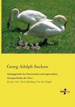 Anfangsgrunde der theoretischen und angewandten Naturgeschichte der Tiere