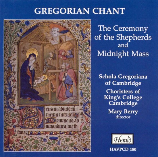 Ceremony For Shepherds Midnight Mass Rou