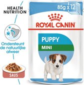 Royal Canin Shn Mini Puppy Pouch - Hondennatvoer - 12 x 85 g