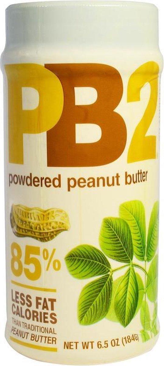 PB2 - Bell Plantation Pindakaas Poeder - 184g