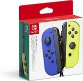 Nintendo Joy-Con set van 2 blauw/neon geel
