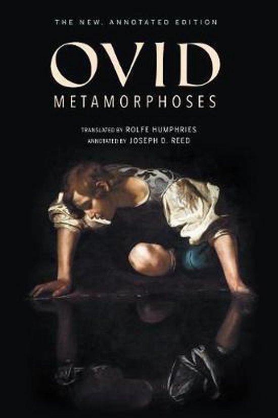 Boek cover Metamorphoses van Ovid (Paperback)