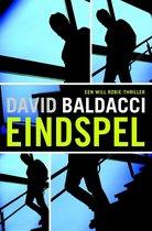 Boek cover Will Robie 5 - Eindspel van David Baldacci (Onbekend)