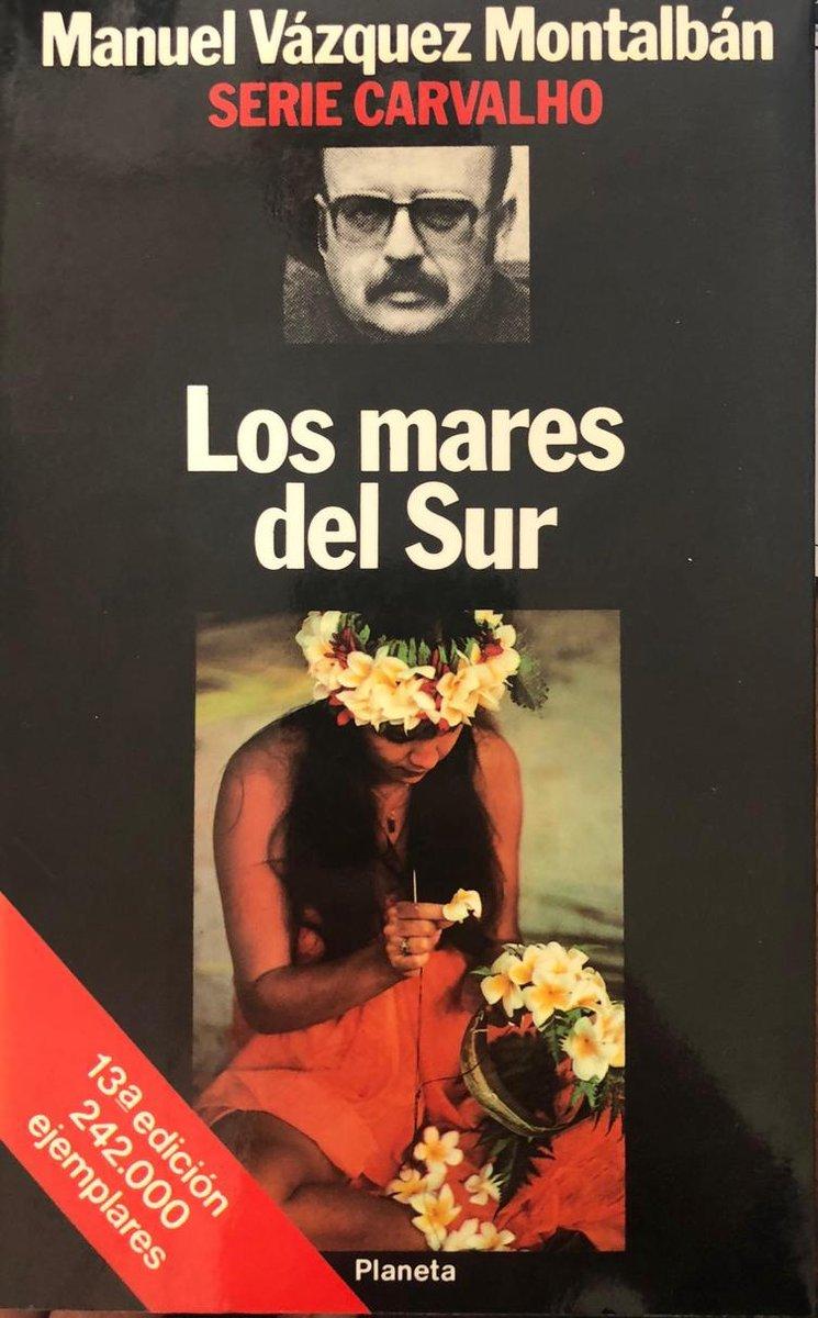 Bol Com Los Mares Del Sur Manuel Vázquez Montalbán 9788432069178 Boeken