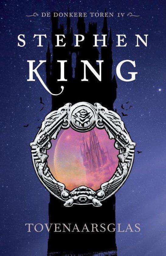 De Donkere Toren 4 - Tovenaarsglas - Stephen King pdf epub