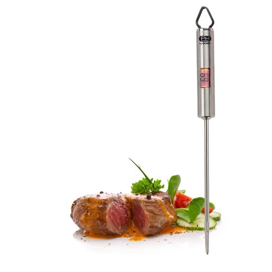 Piet Huysentruyt by DOMO Vleesthermometer DO301CT