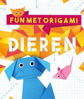 Fun met origami  -   Dieren