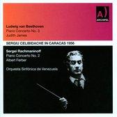 Beethoven: Piano Cto 3, Rachmaninov