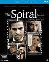 The Spiral (Engrenages) - Seizoen 1 (Blu-ray)