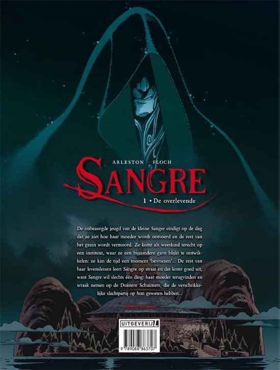 Sangre 1 - De overlevende - Christophe Arleston pdf epub