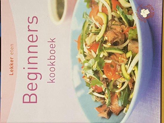 Beginners kookboek - none |