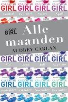 Calendar Girl 1 t/m 12 - Alle maanden