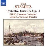 Stamitz Carl.: Orchestral Quar