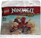 LEGO Ninjago 30535 Kai en de Vuurdraak polybag