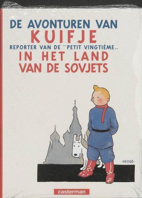 Kuifje 001 Kuifje in het land van de Sovjets - Hergé pdf epub
